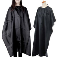 Salon Hair Cut Hairdressing Hairdresser Barbers Cape Gown Cloth Waterproof Well