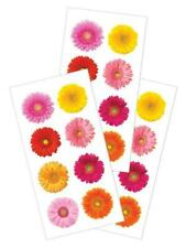 Gerber Daisy Flower Planner Stickers Papercraft Envelope Seals Diy Crafts Floral