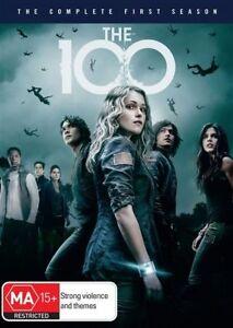 The 100 : Season 1 (DVD, 2014, 3-Disc Set)