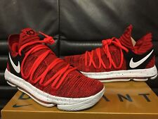 NIKE ZOOM KD X RED CUPCAKE SIZE 10