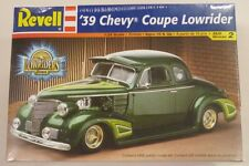 Revell 1/24 1939 Chevy Coupe Lowrider Model 2362