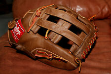 """Rawlings 14"""" PP140R Fully Conditioned. Leather Softball Glove"""