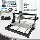 CNC 3018PRO Desktop Wood Milling Engraver Laser Quick Replace & 5500mW Laser USA