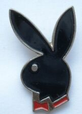 Vintage Collectible Playboy Bunny Enamel Pin Badge Buy 2 Get 3 of These