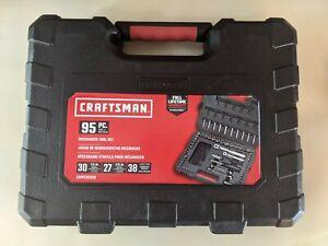 Craftsman 95 PC. Mechanics Tool Set - CMMT82329