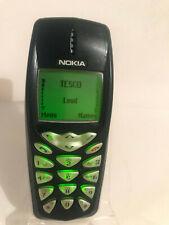 Nokia 3510i - Dark Blue & Light Blue (Unlocked) Mobile Phone