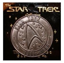 STAR TREK : ORIGINAL SERIES : CELEBRATING 1966 - 1969 COLLECTORS PIN