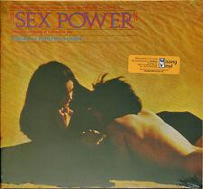 VANGELIS PAPATHANASSIOU: Sex power (1970); Music on Vinyl MV037; soundtrack; LP