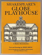 Shakespeare's Globe playhouse a modern reconstruction Architecture Irwin SMITH