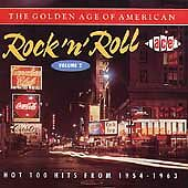 Various Artists - Golden Age of American Rock 'n' Roll, Vol. 2 (1993) CD