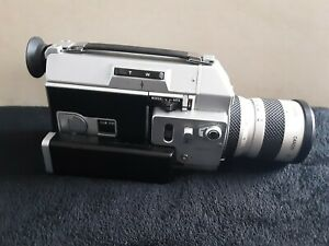 Vintage  Cannon Super 8 814 Movie Camera.