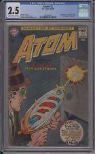 Atom #12 - CGC 2.5 - 1233048002