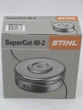 40037102140 STIHL TESTINA FALCIANTE SUPERCUT 40-2 Ø 2,4 MM PER DECESPUGLIATORE F