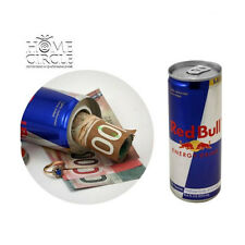 Red Bull Security Safe Stash Can Hidden Secret Compartment Personal Valuables
