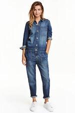 H&M Cotton Plus Size Trousers for Women