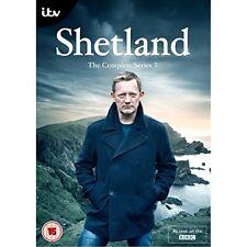 Shetland Series 3 DVD 5037115369130 Wq FASTDELIVERY
