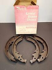 Raybestos 326PG (176PG) Bonded Brake Shoe 54 - '66 Studebaker Rear Lark, Hawk