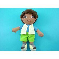 "CUTE Dora the Explorer Go Diego Go 8"" Plush Soft Toy Doll + GIFT"