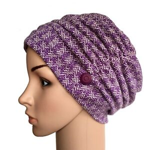 HEADWEAR FOR HAIR LOSS, STYLISH OUTDOOR RUCH HAT CANCER CHEMO ALOPECIA