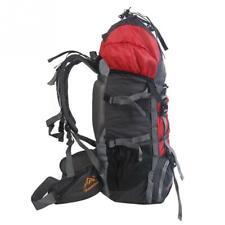 55L Camping Rucksack Waterproof Trekking Hiking Bag Backpack Internal Frame Pack