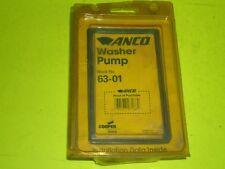 Anco 63-01 Windshield Washer Pump  FREE SHIPPING