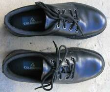 Colorado Lace-up Shoes - Black Leather, Men's Size 6 Ladies Size 8 - hardly worn