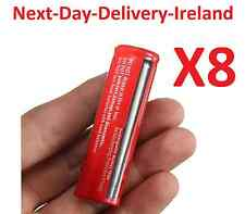 8x 18650 3.7v Rechargeable Battery Batteries Flashlight Headlamp Lamp Laser
