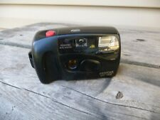 PENTAX PC-100 Point & Shoot 35mm Camera TESTED
