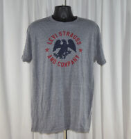 NWT Men's Levi's Heathered Graphic Tee T-Shirt, Size & Print Variety Available!