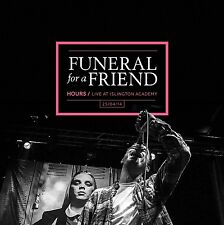 FUNERAL FOR A FRIEND - HOURS-LIVE AT ISLINGTON ACADEMY (  CD + DVD NEUF