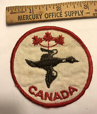 Canada Goose Maple Leaf Patch - Cloth Used