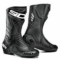 Sidi Performer Motorbike Motorcycle Boots Black