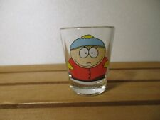 New listing 1997 Eric Cartman South Park Shot Glass Comedy Central Vintage