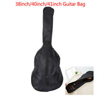 38/40/41 Inch Oxford Fabric Guitar Case Gig Bag Double Straps Padded 0.20 inc IY