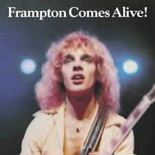 Peter Frampton Frampton Comes Alive Remastered CD NEW