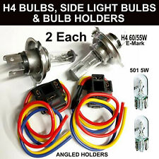 2 units LUNEX H4 PLATINUM WHITE Headlight Halogen Bulbs 472 12V 60//55W P43t 4000K duobox