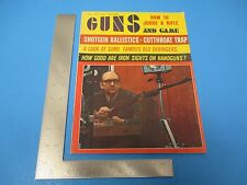 Guns and Game Magazine September 1975, How to Judge a Rifle, Old Deringers, M558