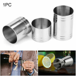 Bartender Professional Measuring Cup 253550ML Stainless Steel Spirit Thimble
