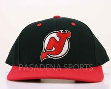 "NEW JERSEY DEVILS SNAPBACK CAP ""REEBOK"" NWT nhl"
