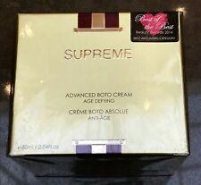 New Premier Dead Sea Supreme Advanced BOTO Cream Anti-Aging - Special Sale!