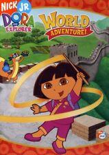 Dora the Explorer - World Adventure [New DVD] Full Frame, Dolby