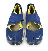 Mens Nike Air Rift 10th Anniversary Trainers Shoes Rare Color Blue Size 8UK 42.5