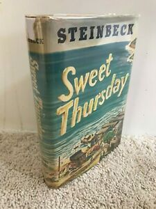John Steinbeck,  SWEET THURSDAY 1st Edition, 1954