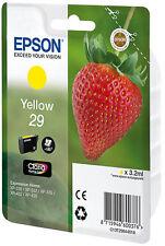Epson cartucho T2984 amarillo Xp235/332/432