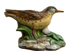 Classic Treasure Porcelain Collectible Coastal Bird Figurine 6.5�W & 4� & 12 Ozs