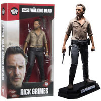 """2019 NEW  The Walking Dead Rick Grimes 7"""" Collectible Action Figure"""