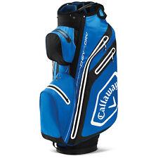 2020 Callaway Chev Dry 14 Golf Cart Trolley Bag Water Resistant 14 Way Top NEW