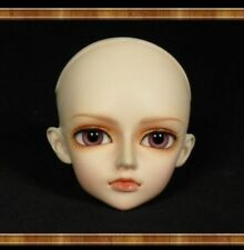 1/3 BJD Doll Head Single Head No make up -49# For Practice Makeup Head Resin