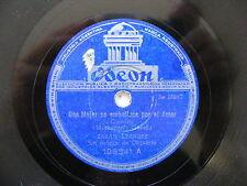 ZARAH LEANDER Odeon 196341 78rpm UNA MUJER SE EMBELLECE POR AMOR / NO ME DIGAS A