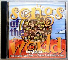 SONGS OF THE WORLD: Darryl Cotton/The Australian Youth Choir CD-We Are The World